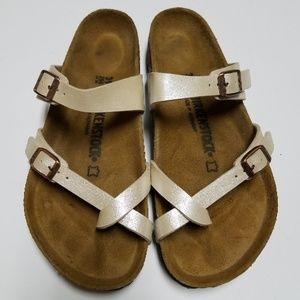 Birkenstock Mayair Graceful Pearl Sandals 39